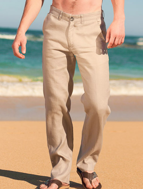 Linen Madrid Pants