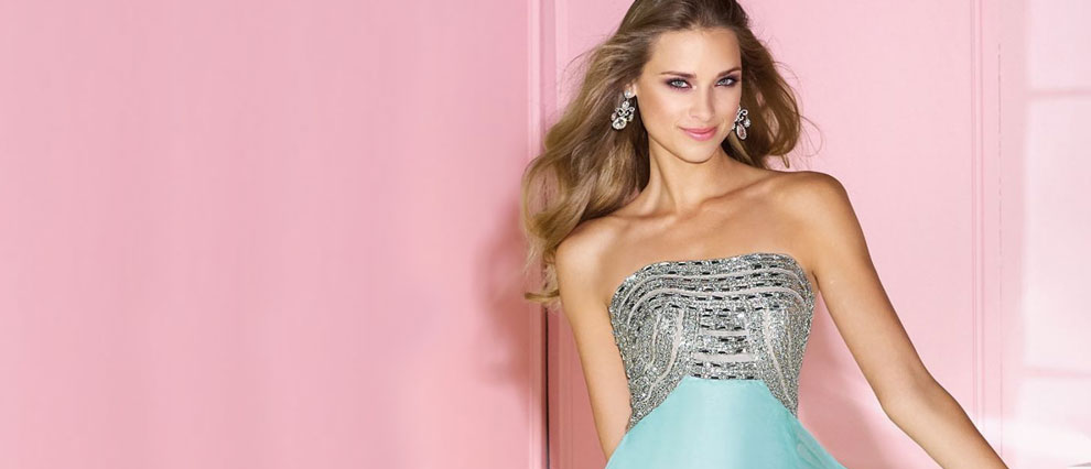 See Prom Dresses at our Trunk Show