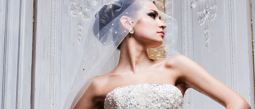 Headpieces to Match Your Gown